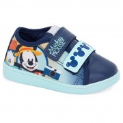 Tênis Infantil Velcro Mickey Disney Sugar Shoes