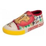 Tênis Infantil Velcro Mickey Pluto Disney
