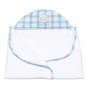 Toalha De Banho Infantil Little King Classic For Baby Azul