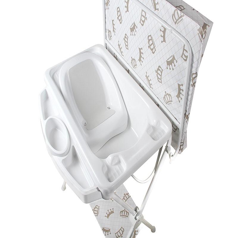 Banheira para Bebê Luxo Rígida Panda Galzerano