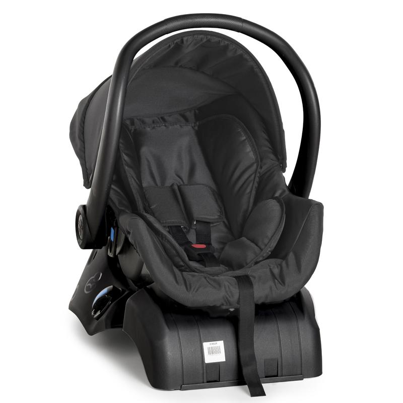 Bebê Conforto Cocoon Galzerano Cor Black
