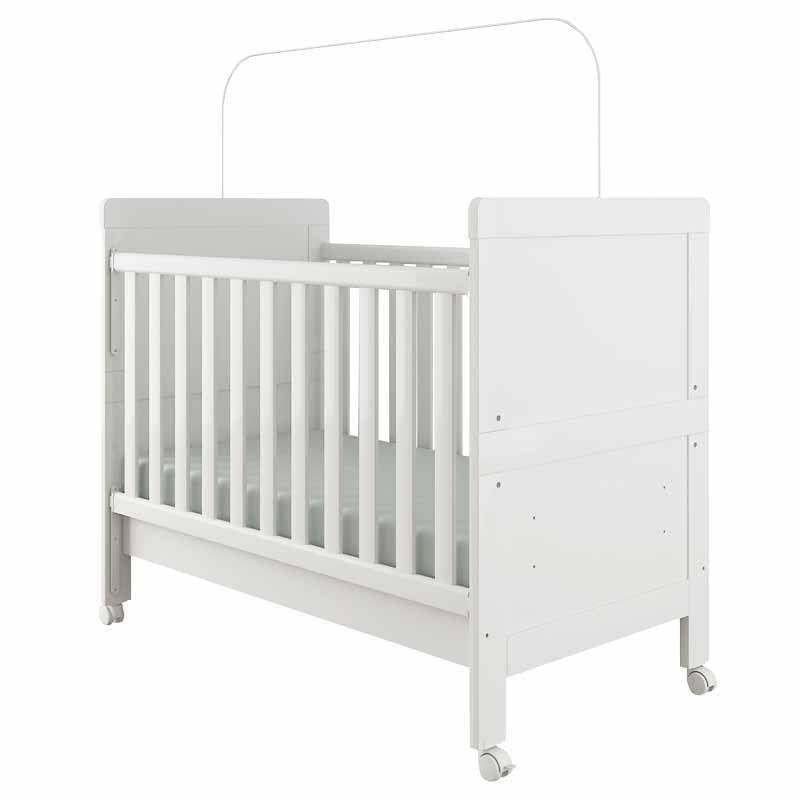 Quarto de Bebê Completo Lívia 3 portas - Canaa
