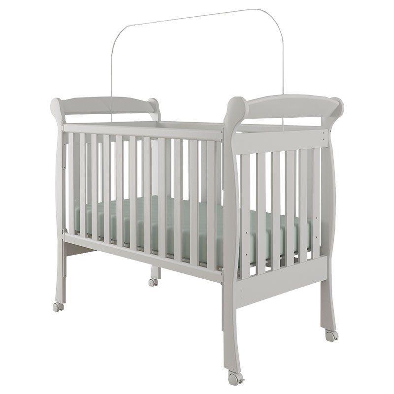 Quarto de Bebê Lívia com Berço Encanto - Canaa
