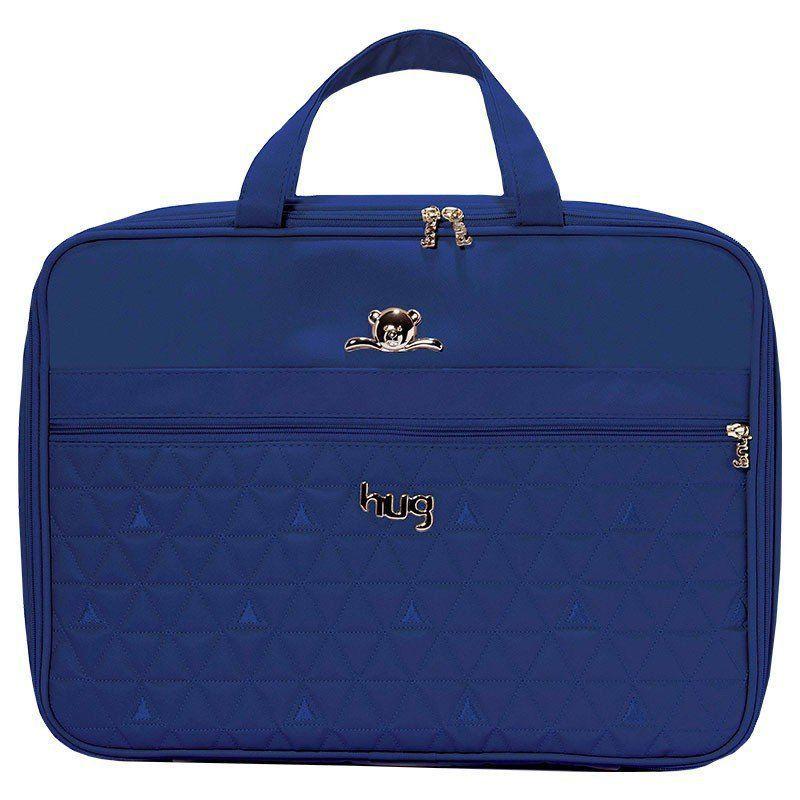 Bolsa Docinho Kit 2 Peças Hug Cor Azul Marinho