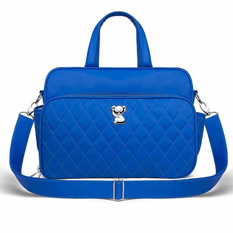 Bolsa Maternidade Classic For Baby Monte Serrat Colors Cor Azul