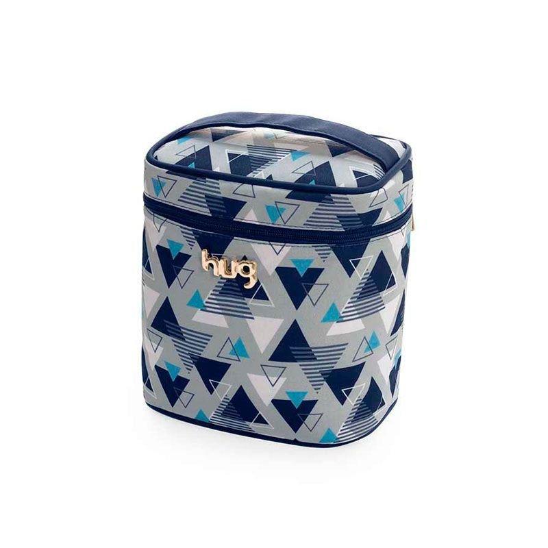 Bolsa Maternidade Kit 2 Peças Madri Hug Cor Azul Marinho