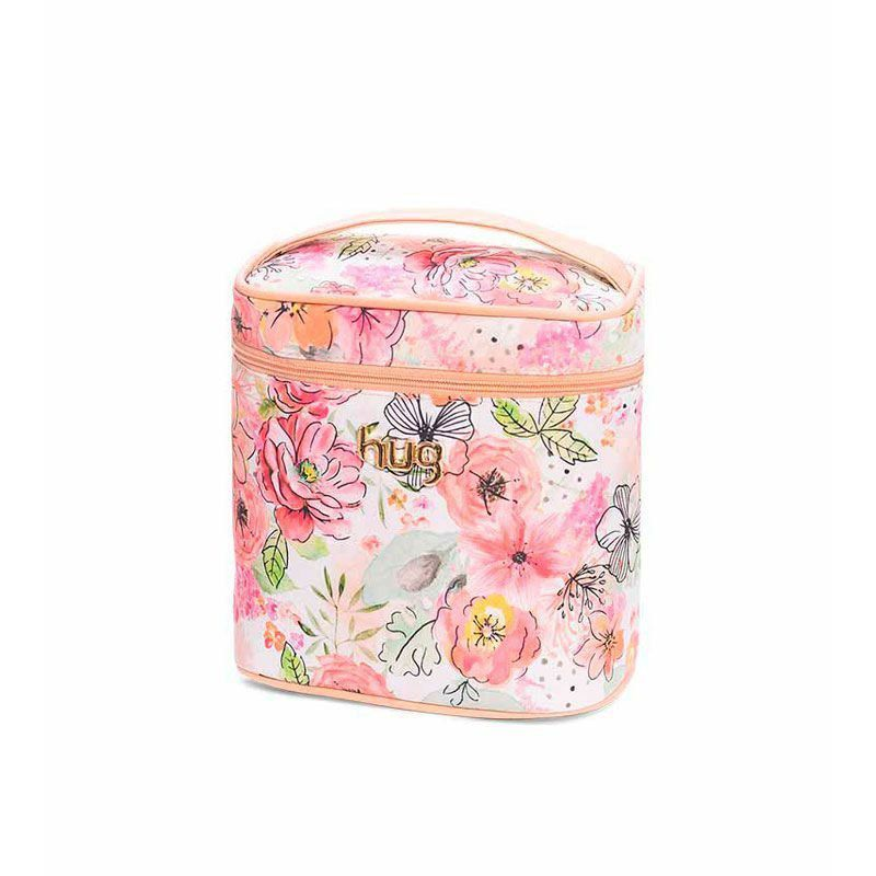 Bolsa Maternidade Kit 3 Peças Flora Hug Cor Floral