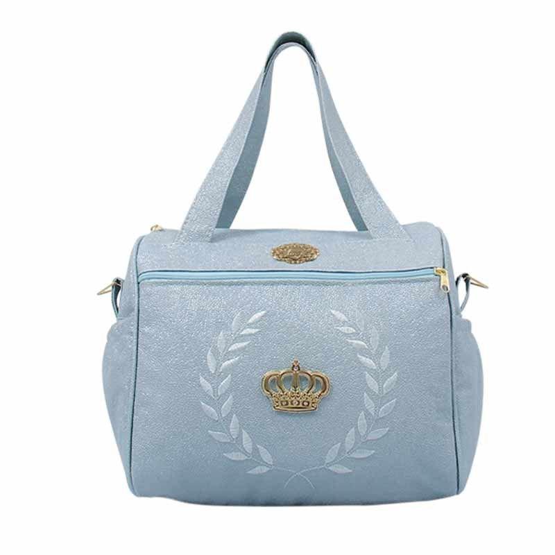 Bolsa Maternidade Majestic Hug Cor Azul