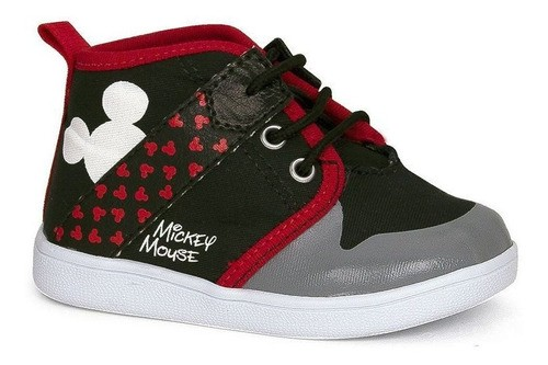Bota Infantil Mickey Mouse Sugar Shoes
