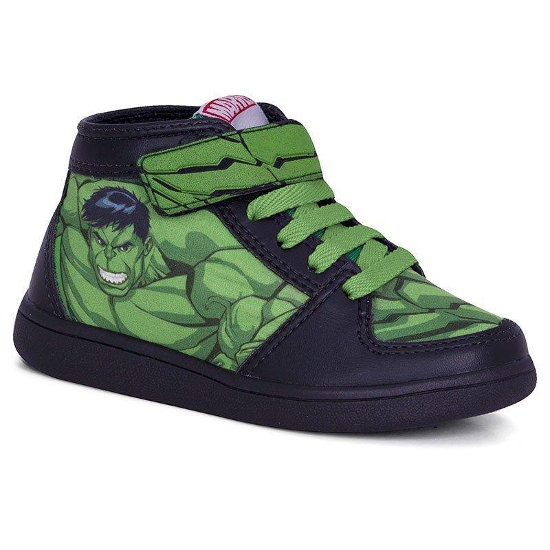 Botinha Infantil Hulk Sugar Shoes