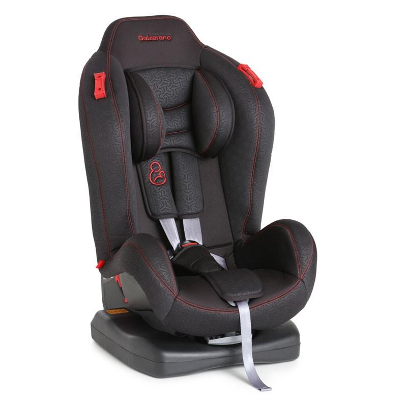 Cadeira para Auto Flyn Galzerano Cor Preto