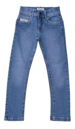 Calça Jeans Infantil Masculina Toffee - Nº01