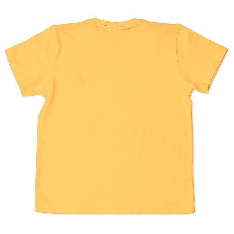 Camiseta Infantil Amarela Toffee