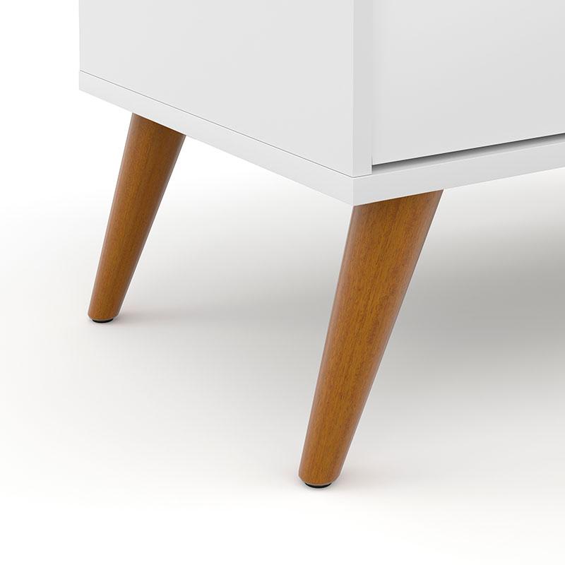 Cômoda Infantil Gold Matic Branco Soft/Eco Wood