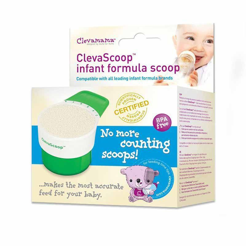 Dosador de leite em pó Cleva Scoop Clevamama