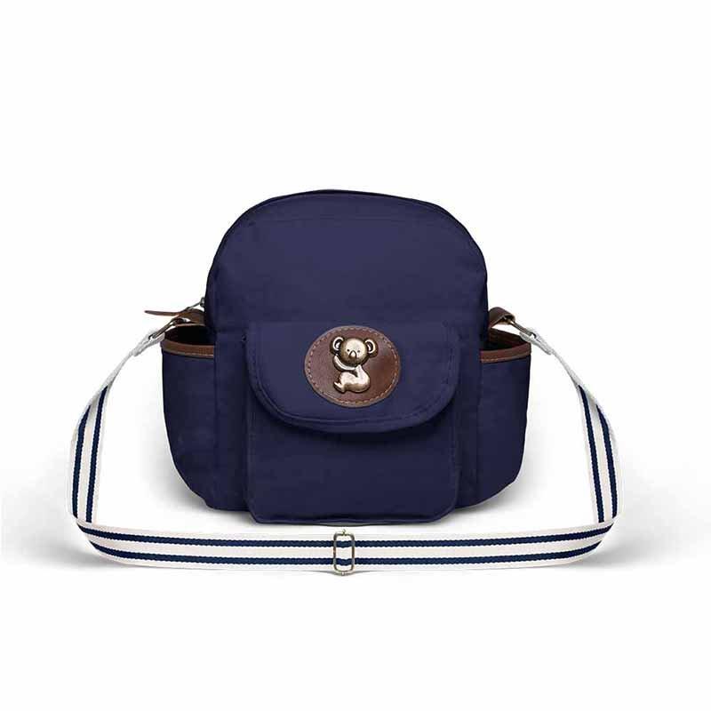 Frasqueira Classic for Baby Bags Adventure Toulon Sarja Azul