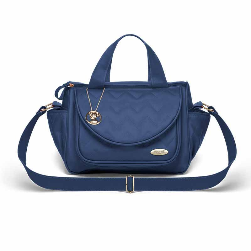 Frasqueira Térmica Classic For Baby Bags Missoni Napoli Azul