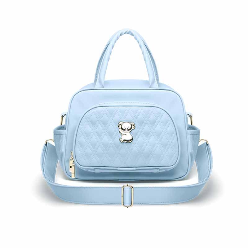 Frasqueira Térmica Classic For Baby Koala Milão Cor Azul