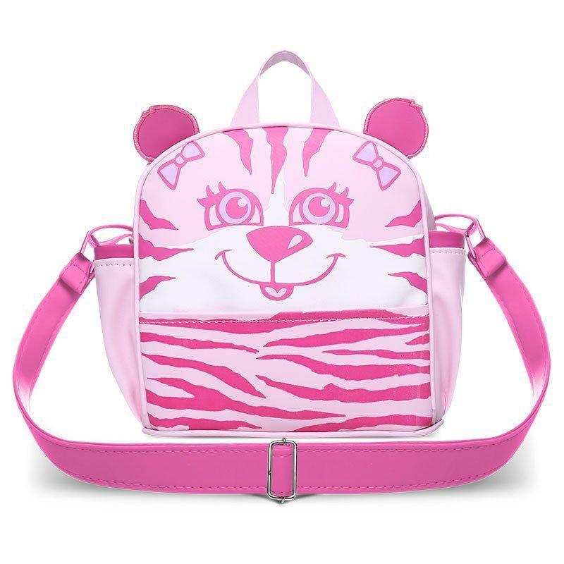 Lancheira Térmica Infantil Tigresa Classic for Bags Cor Rosa