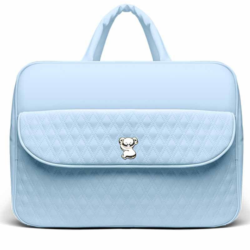 Mala Maternidade Classic For Baby Koala Baby Bag Cor Azul
