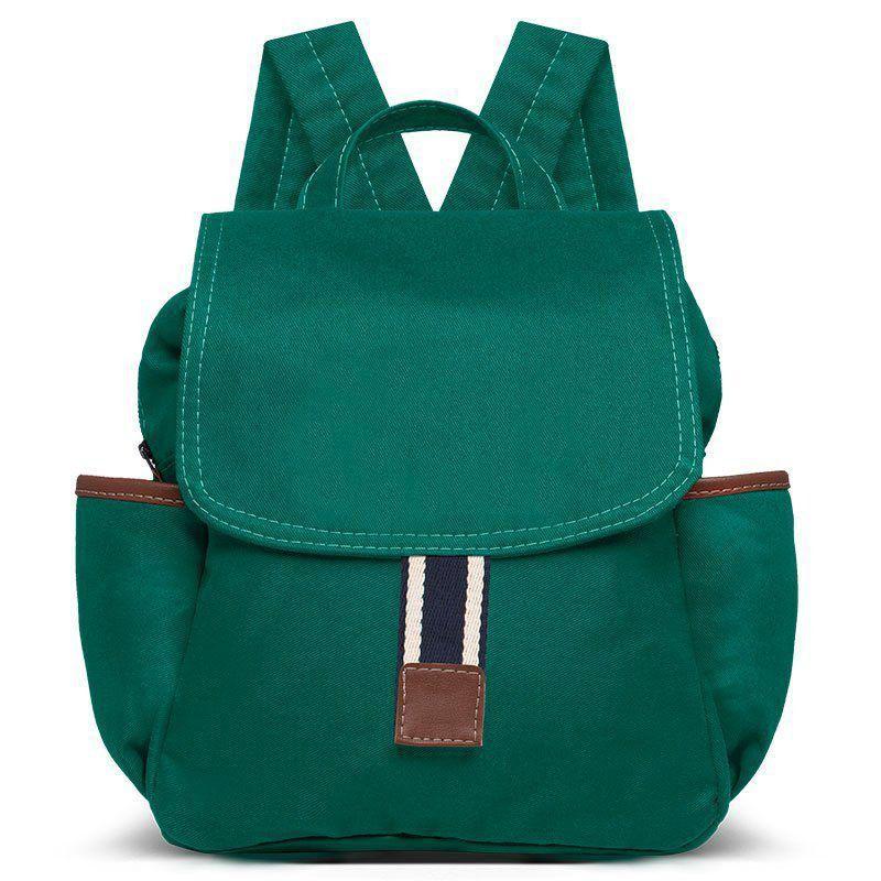 Mochila Infantil Adventure Classic for Bags Cor Verde Oliva