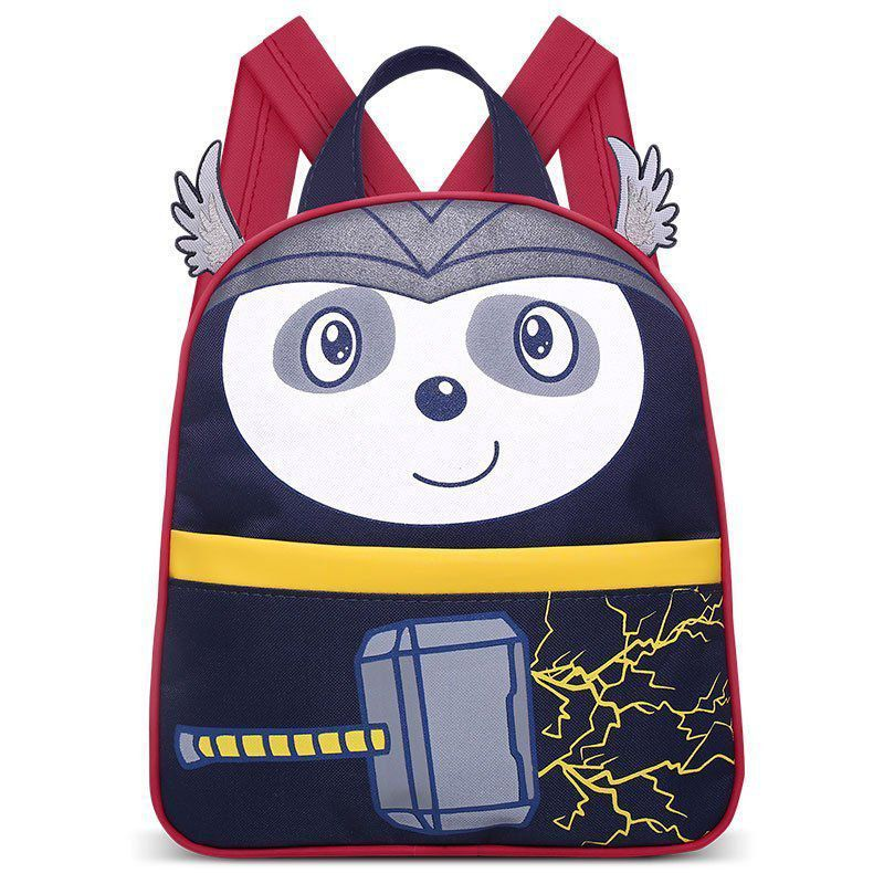 Mochila Infantil Thor Biel Classic for Bags Cor Azul