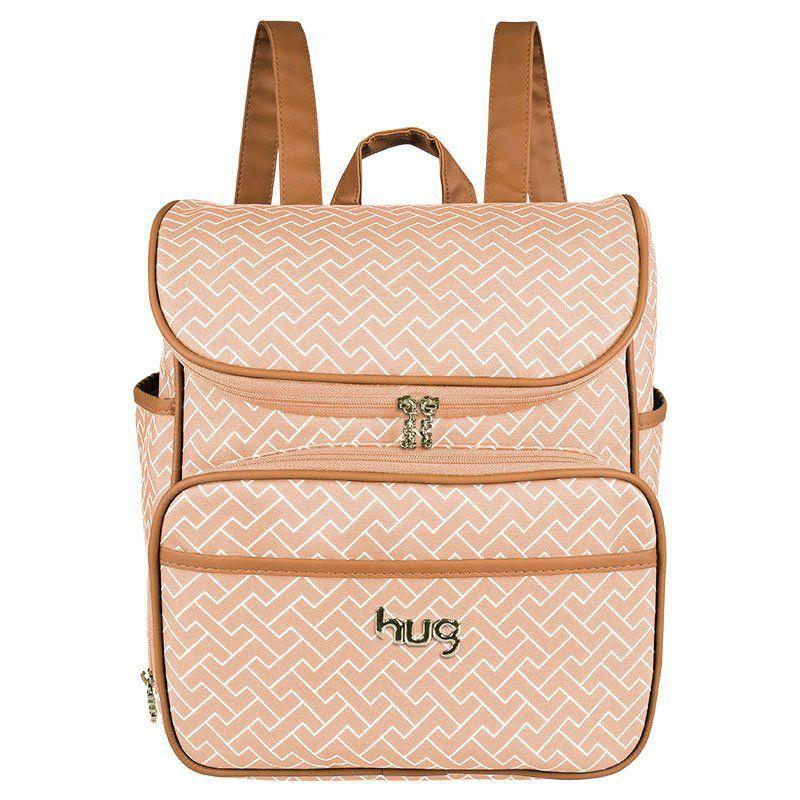 Mochila Maternidade Xodó Hug Cor Bege