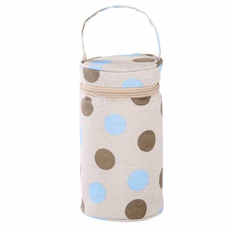 Porta Mamadeira Maternidade Le Petit Hug Cor Azul