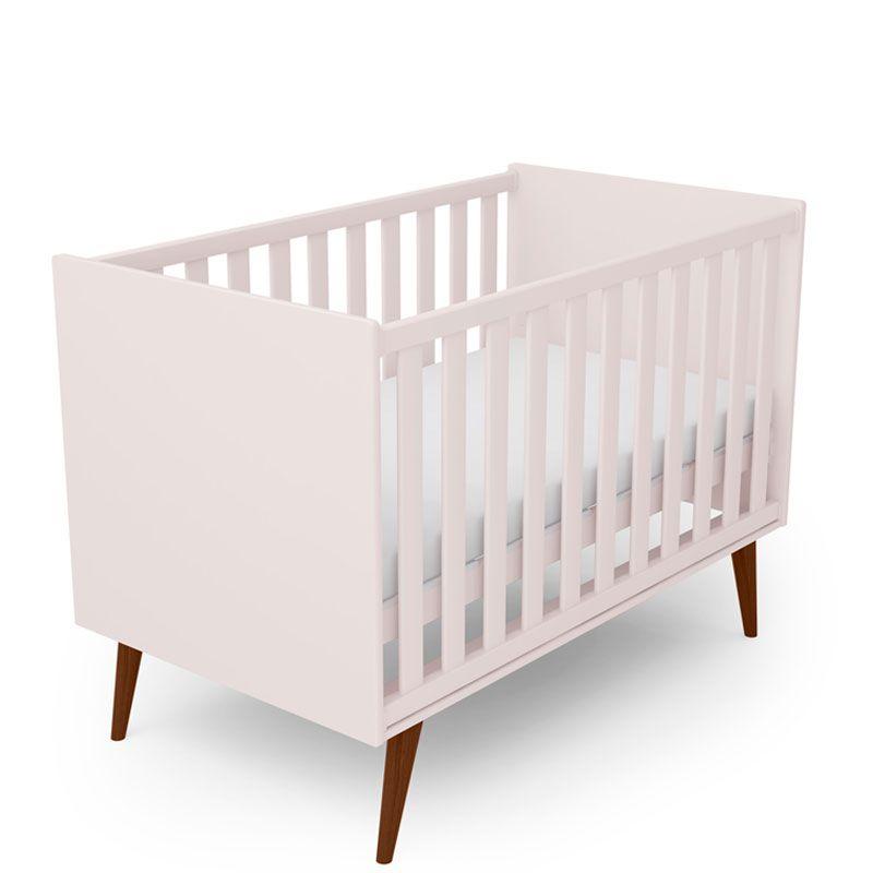 Quarto de Bebê Colore Fiorello Cor Rose Quartz