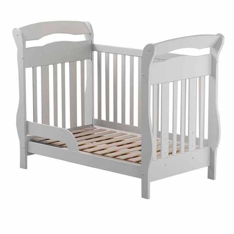 Quarto de Bebê Completo Amore 3 Portas Matic Cor Branco