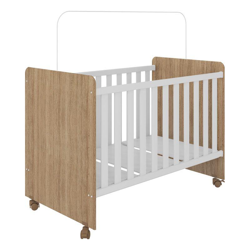 Quarto de Bebê Pimpolho Fiorello Cor Duetto