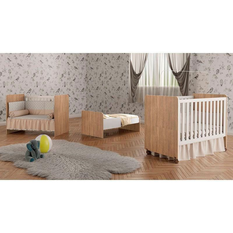 Quarto Infantil Peteca Light Fiorello Cor Duetto