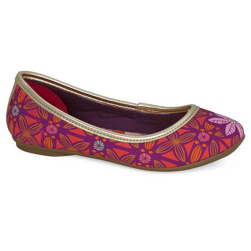 Sapatilha Infantil Charm Moana Sugar Shoes