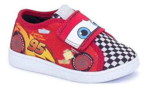 Tênis Infantil Carros Relâmpago Mcqueem Sugar Shoes