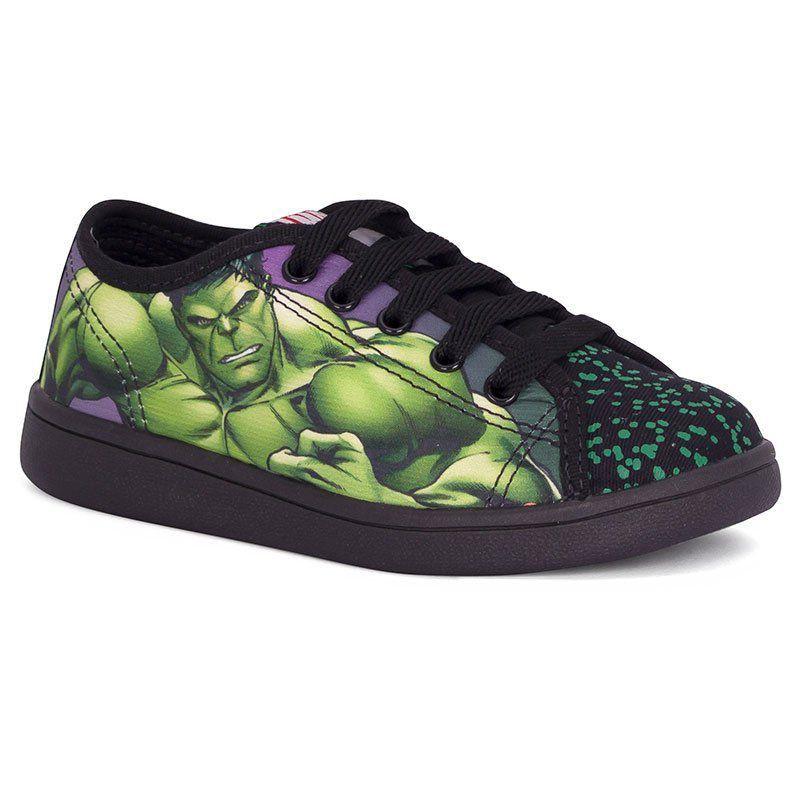 Tênis Infantil Low Hulk Sugar Shoes