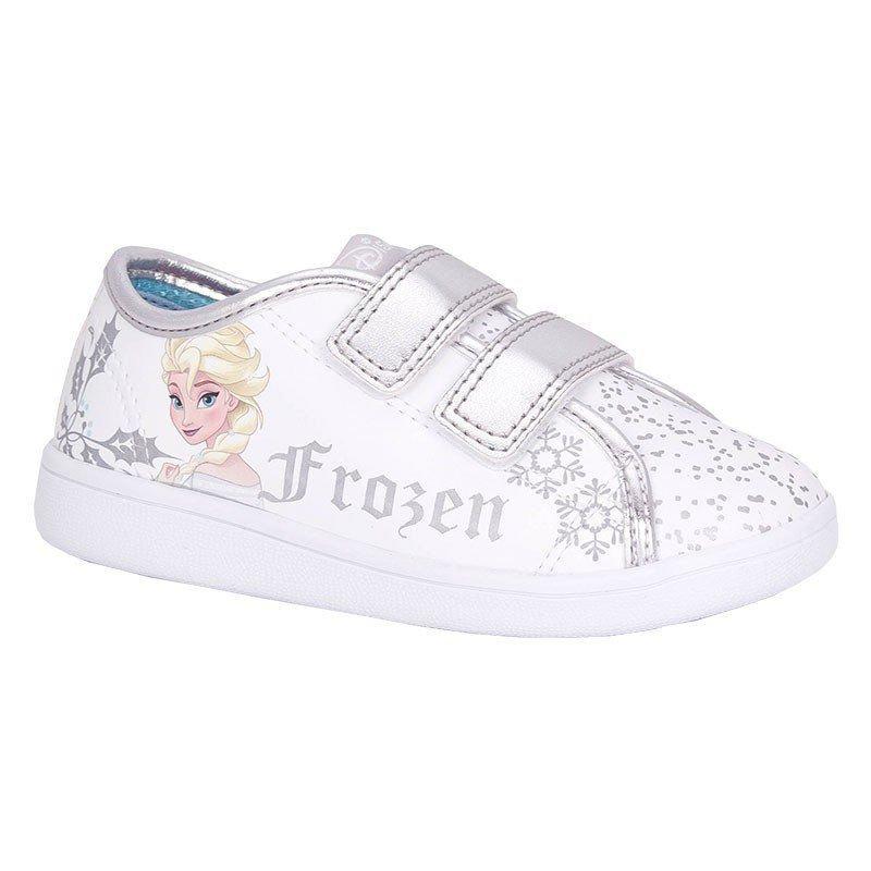 Tênis Infantil Princesa Frozen Diversão Sugar Shoes