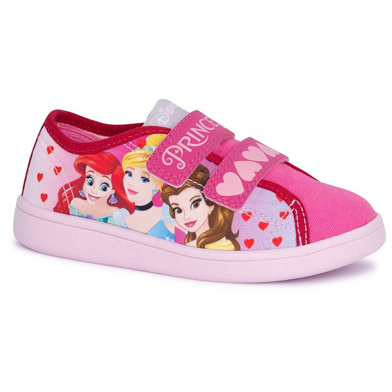 Tênis Infantil Velcro Princesas Sugar Shoes