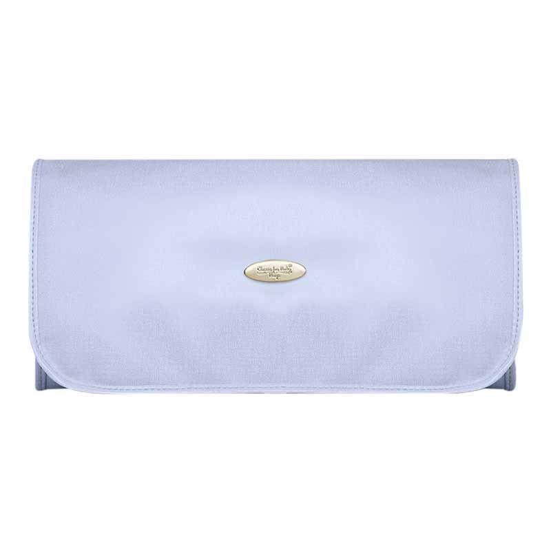 Trocador Portátil Nacar Kroybag Classic For Bags Azul Bebê