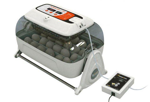 Chocadeira Automática KingSuro MAX 24 ovos