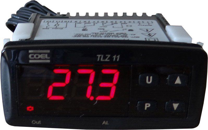 Termostato Digital De Máxima Precisão - Tlz11