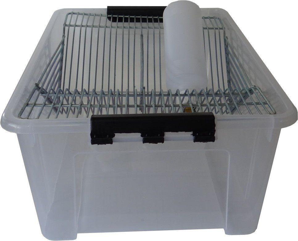 Gaiola Biotério para Ratos e Camundongos nº02