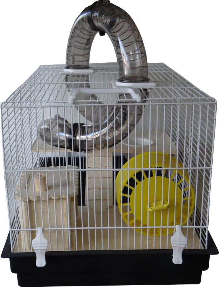 Gaiola para Hamster Tubos divertidos Jerry  - Chocmaster a melhor chocadeira do Brasil