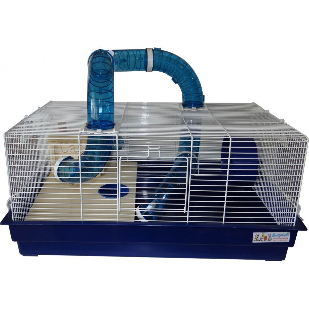 Gaiola para Hamster Tubos Divertidos Mickey