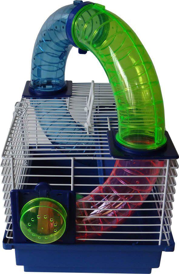 Gaiola para Hamster Tubos Divertidos MINI