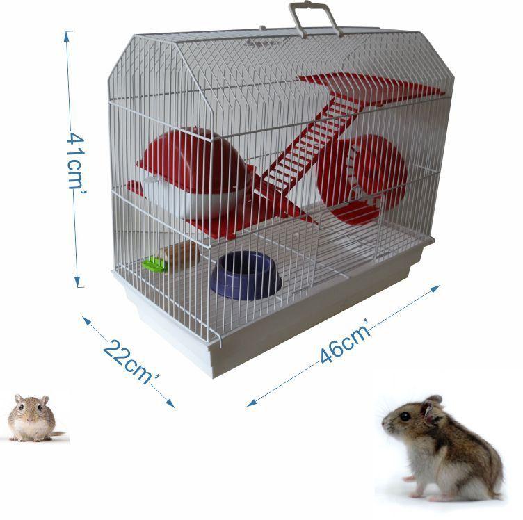 Gaiola para Hamster Capela Luxo