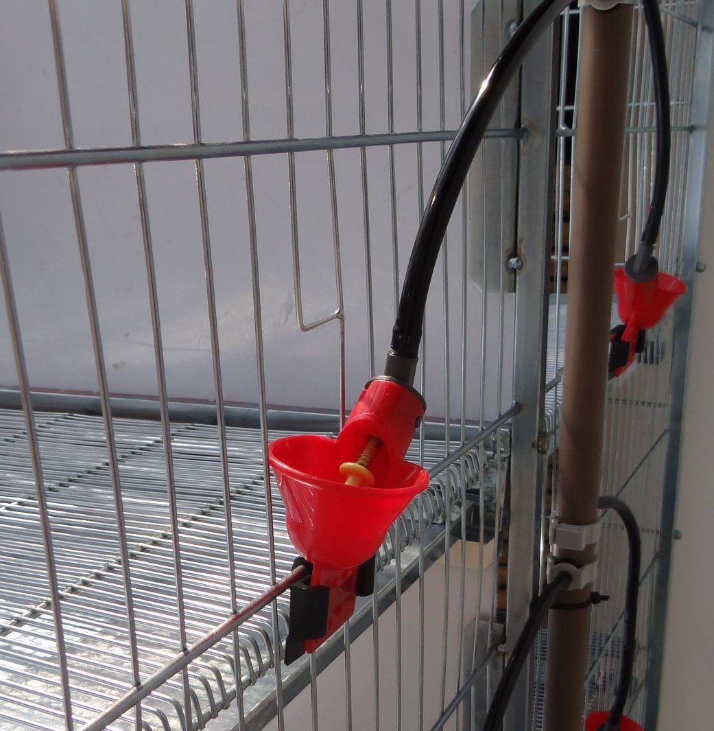 Bateria de 6 gaiolas para Perdiz Chucar