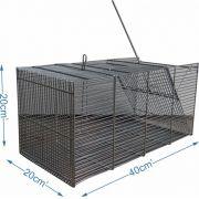 Armadilha para camundongos, ratos e ratazanas - Grande