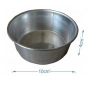 Banheira para pássaros - Pequena - Kit com 3 Unidades