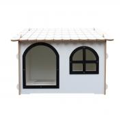 Casa De Luxo Para Cães De Pequeno Porte Chocmaster