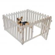 Cercado para cachorro cães coelho e outros pets luxo Pequeno